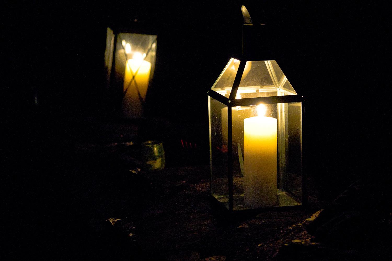 Lanternes des Barnes du Grabas