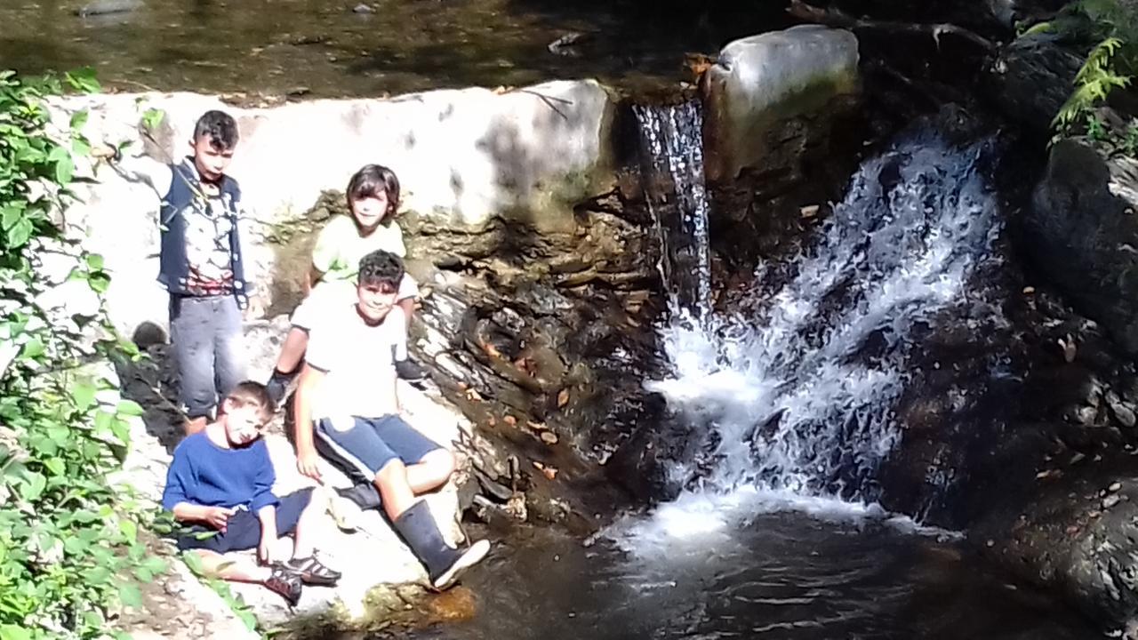 dans la rivière