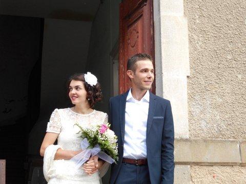 Cathy et Julien