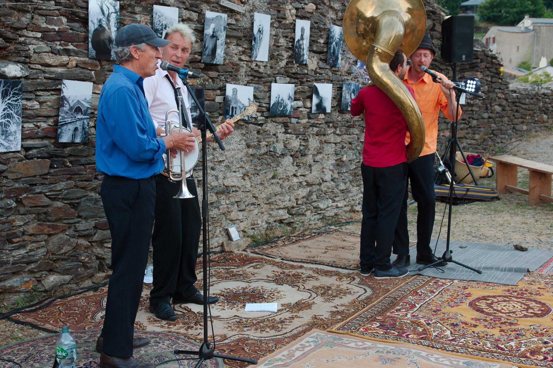 Le Groupe de Jazz