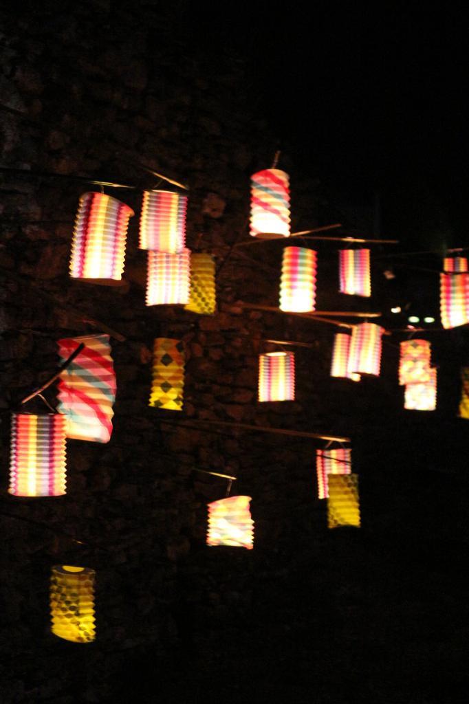 Les Lampions