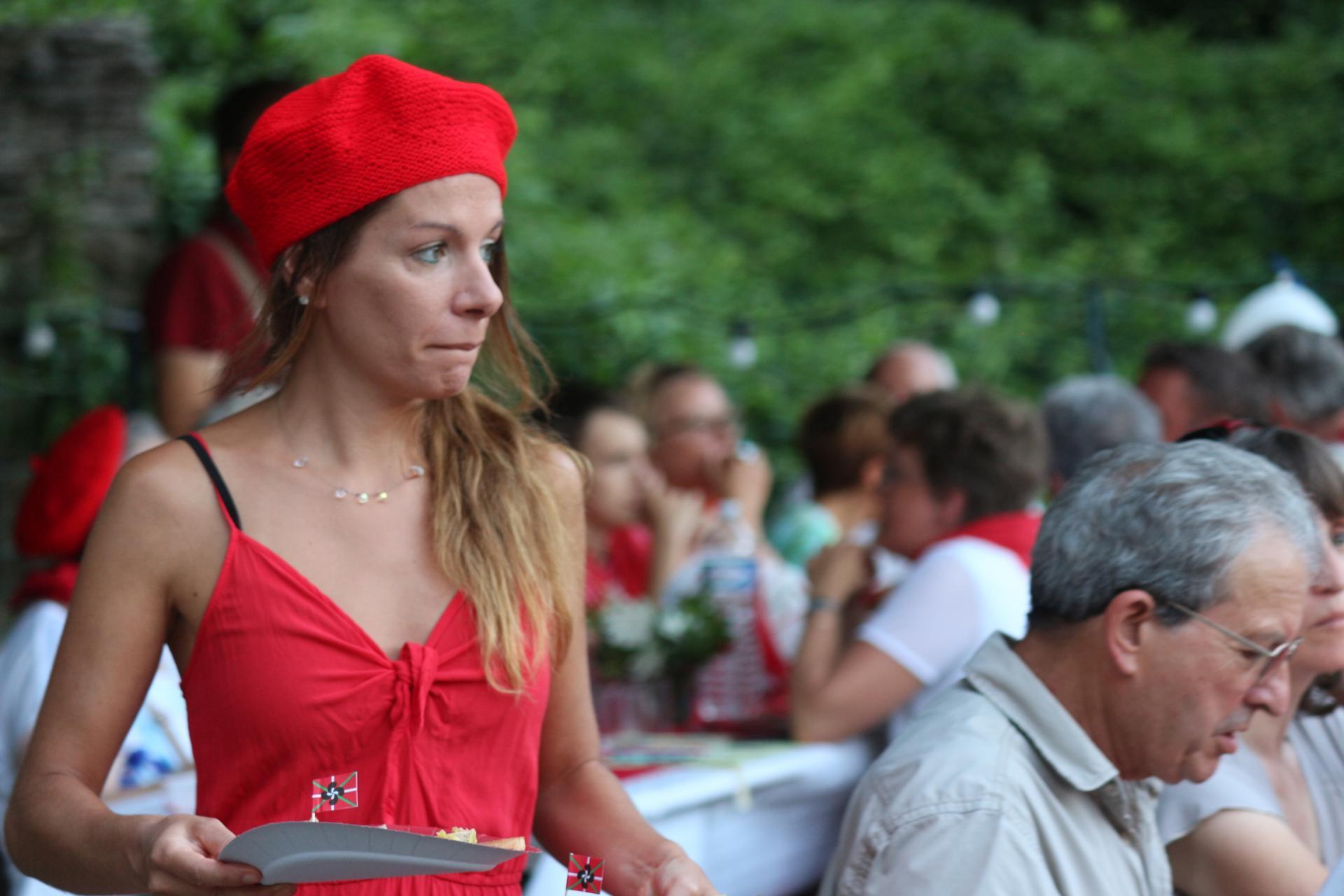 La fête basque