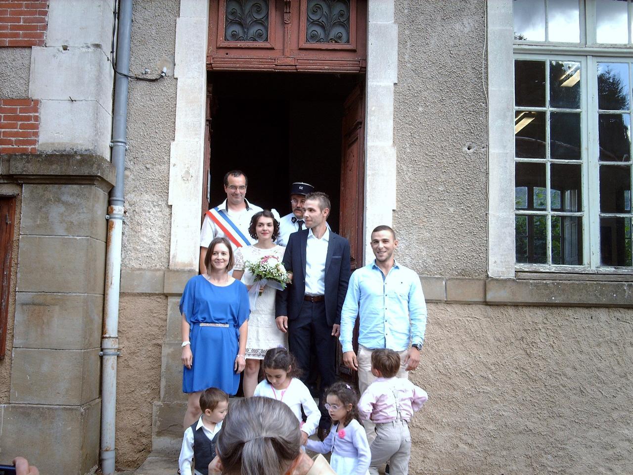 Mariage de Cathy et Julien 4