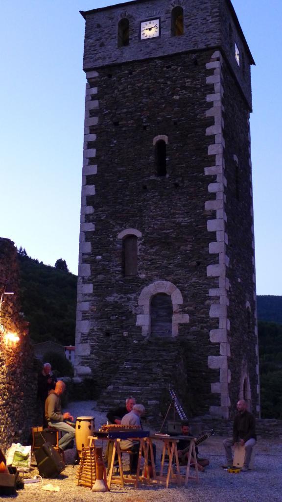Repas à la tour 17
