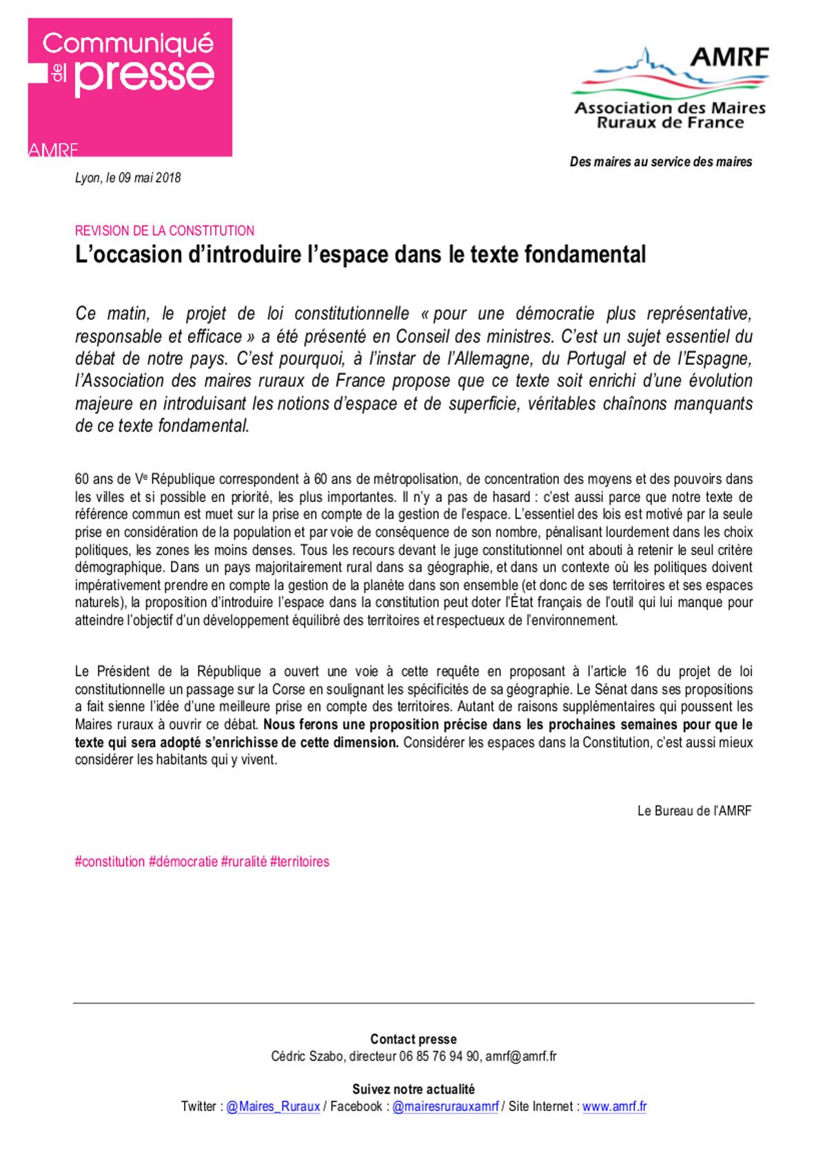 180509 revision constitution