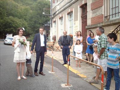Mariage de cathy et julien 1