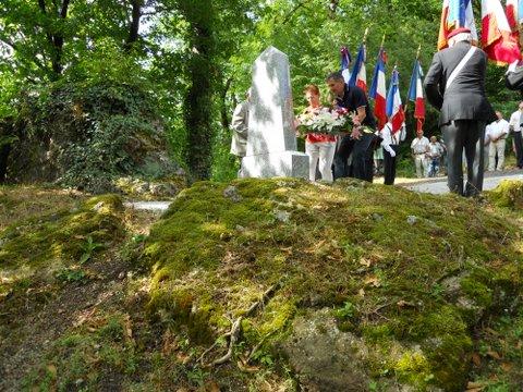 ceremonie stele à Albine 362