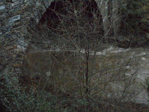 Citou pont croisement Rieussec