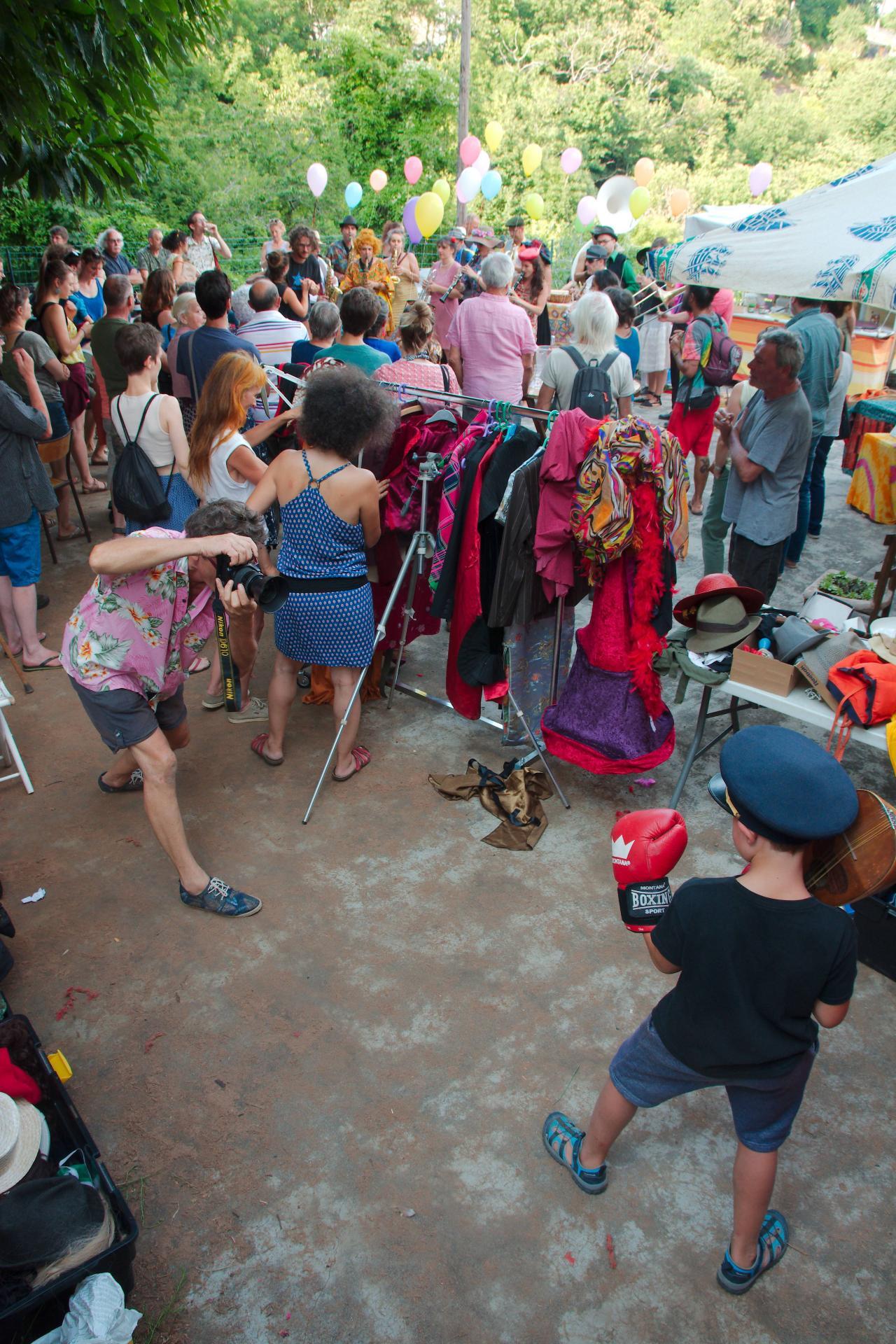 Marché Fanfare et Photos 3