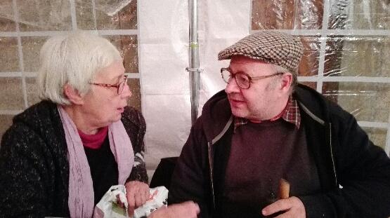 Jean-François et Bernadette