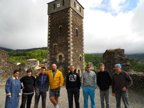 visite de la tour 5