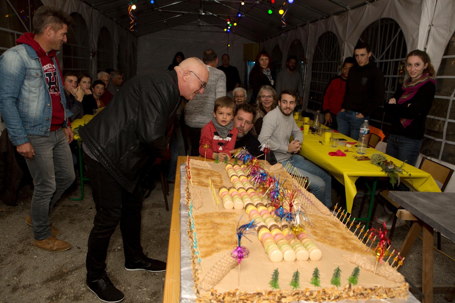 Le Gâteau de Christophe