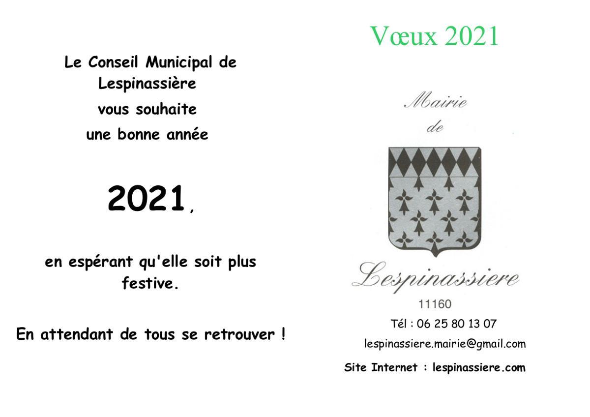 Bulletin janvier 2021