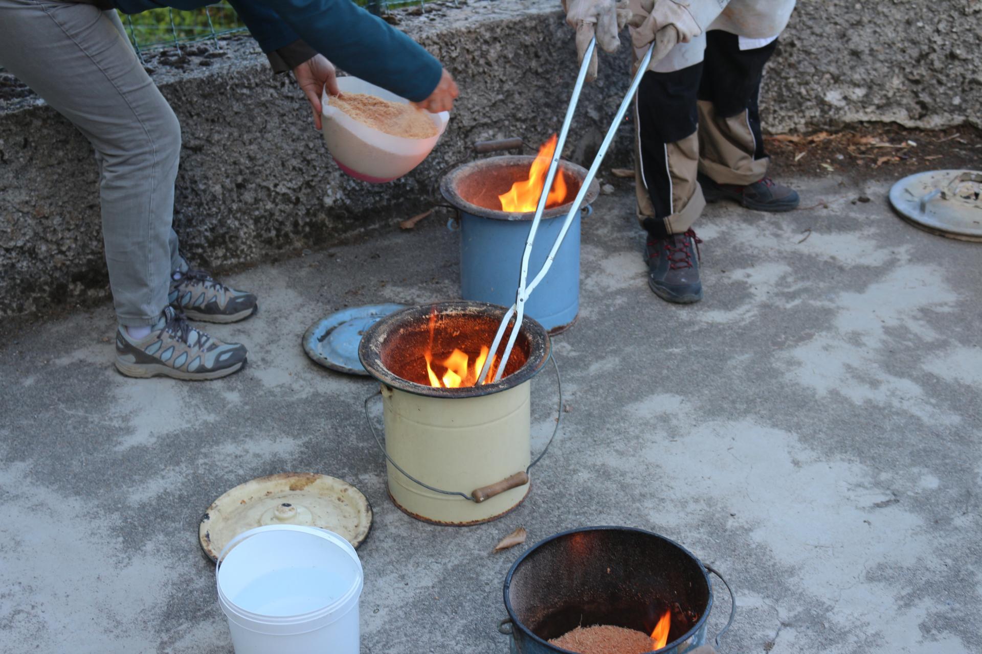 fin de cuisson