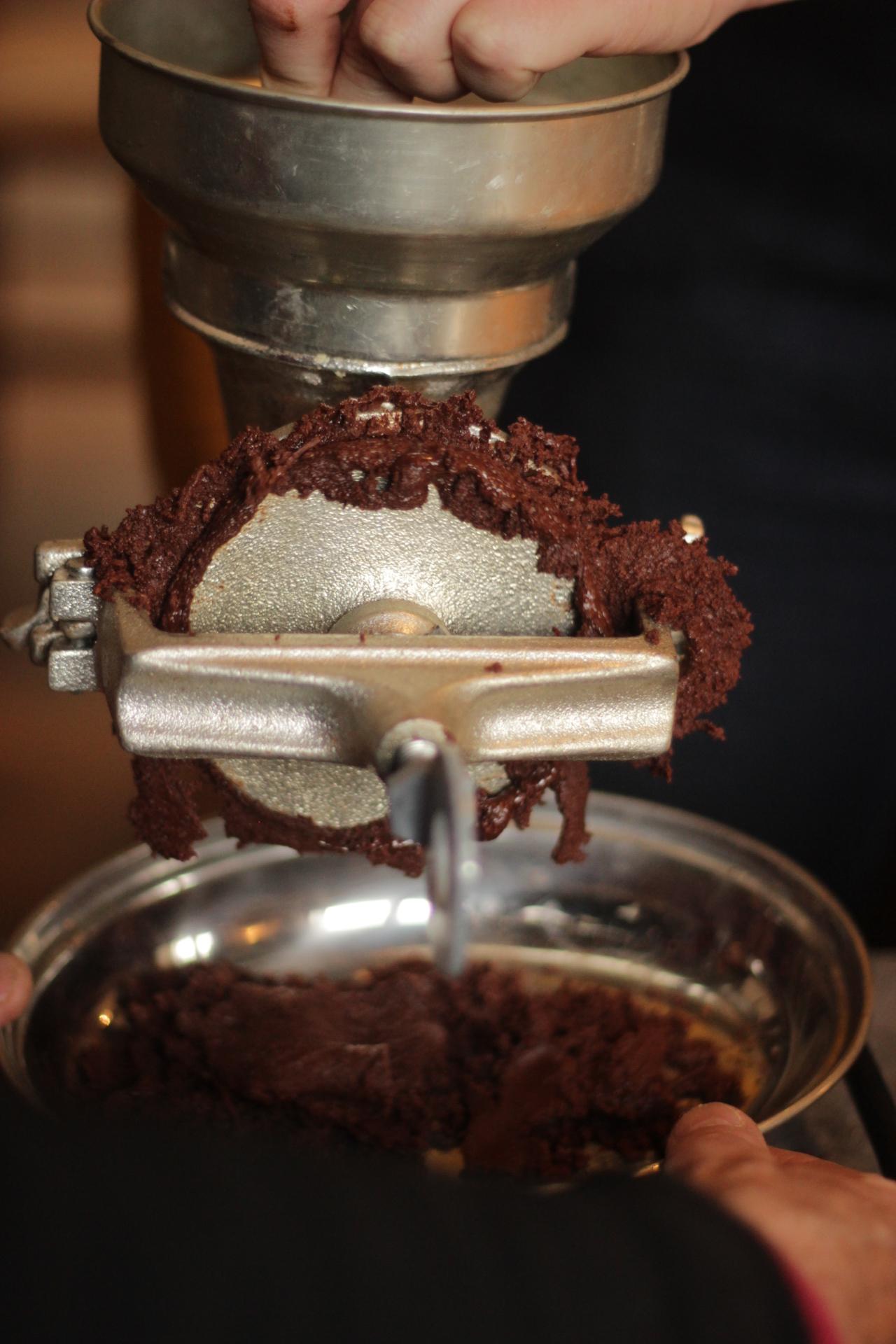 Pâte de Cacao